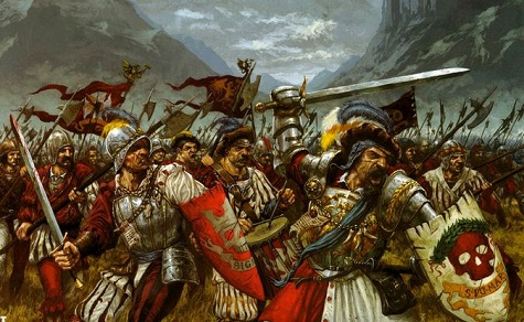 "Warhammer turnir ""Vorka i za-ebancija"" 25. i 26. veljače 2012."