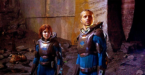 Prometheus IMAX i međunarodni traileri