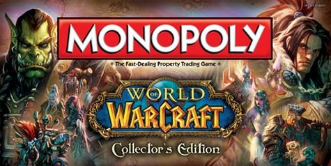 Najavljen Monopoly: World of Warcraft