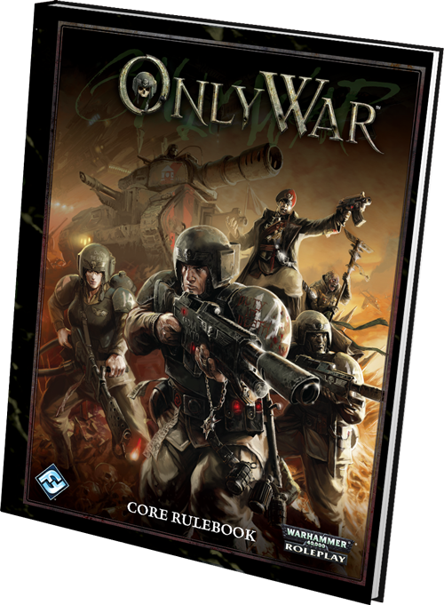 Najavljen Only War