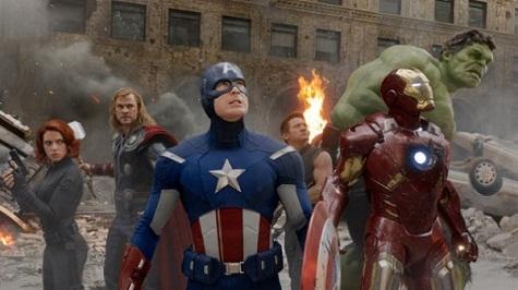 Osvetnici (The Avengers)