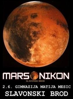 Marsonikon pred vratima