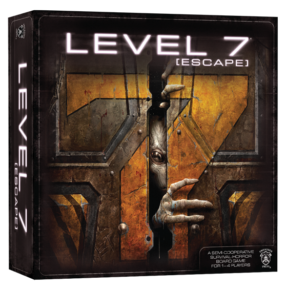 Najavljena igra na ploči Level 7 [Escape]