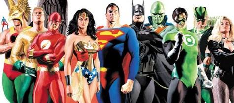 Strip-junaci nakon Osvetnika