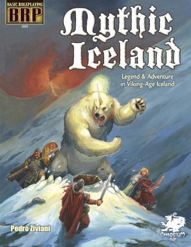 Mythic Iceland za BRP u prodaji
