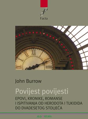 John Burrow: Povijest povijesti