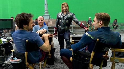 Avengers izbačene scene i S.H.I.E.L.D. serija