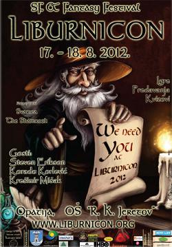 Program Liburnicona 2012