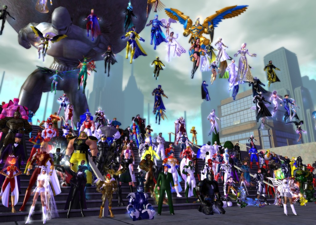 NCSoft zatvara City of Heroes