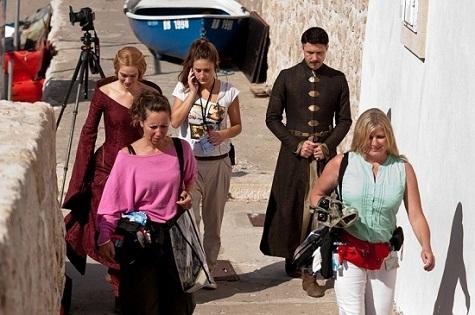 Počelo snimanje 3. sezone Igre prijestolja u Dubrovniku