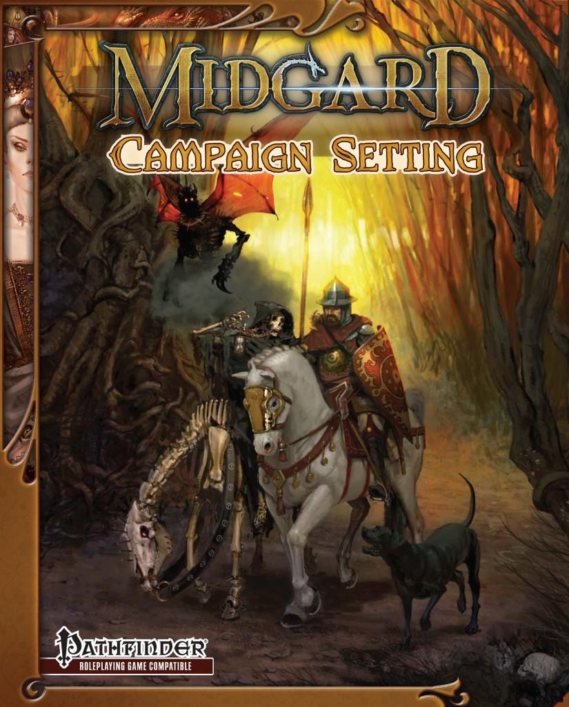 Midgard Campaign Setting u prodaji