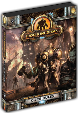 Novi Iron Kingdoms RPG rasprodan