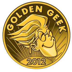 Počelo glasanje za 2012 Golden Geek Awards