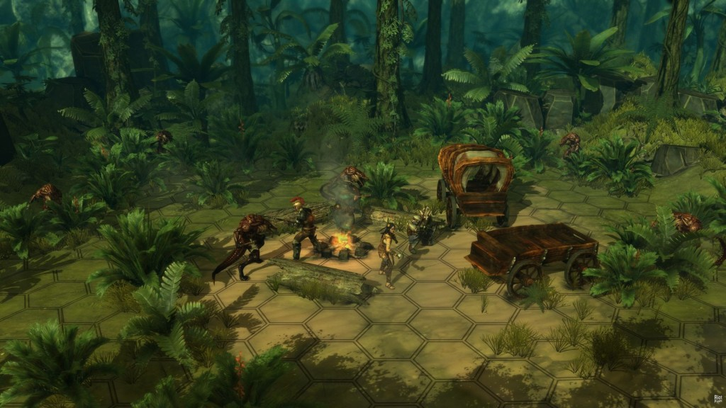 Nova The Dark Eye igra – Blackguards