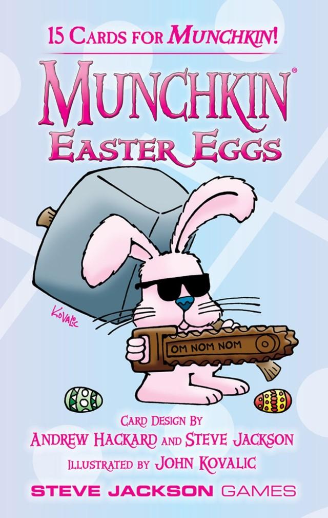 Munchkin Easter Eggs