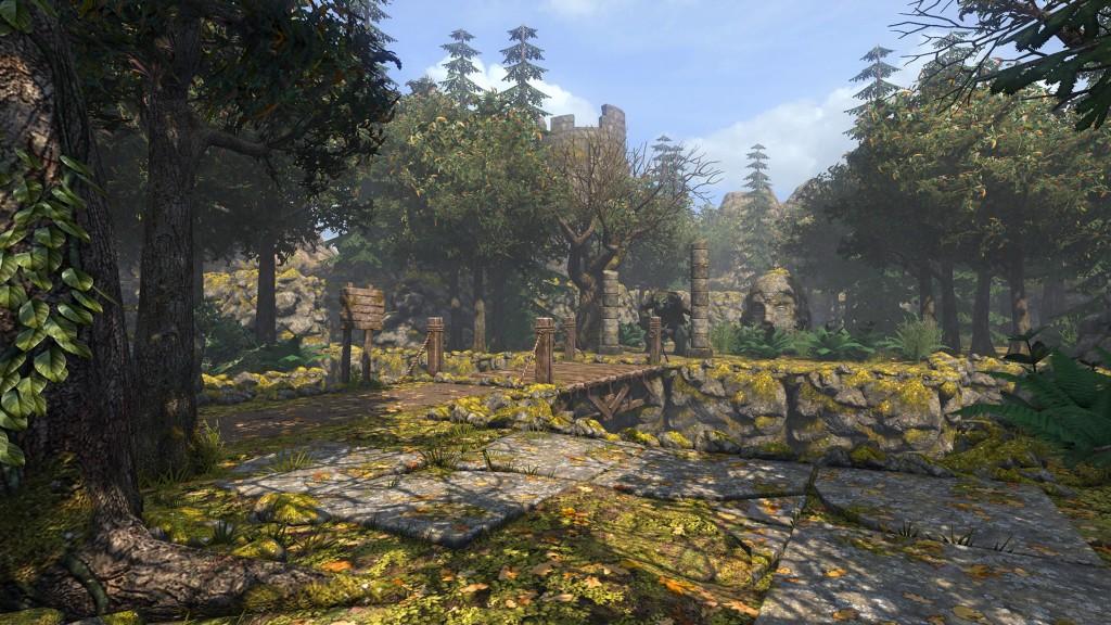 Prvi Grimrock 2 screenshot