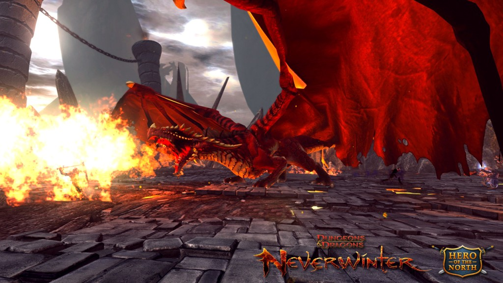 Neverwinter open beta od 30.4.