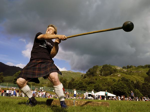 Highland Games – 25. i 26. 5. 2013.