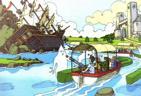 Pazin predstavlja fantasy park