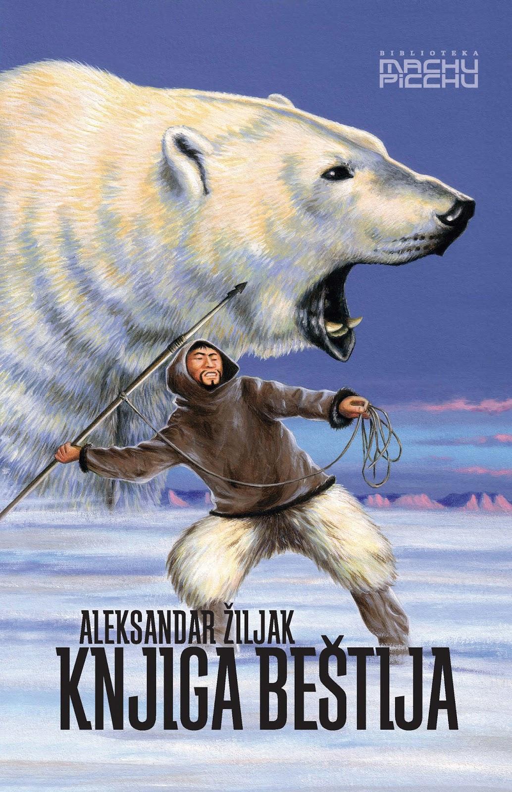 Aleksandar Žiljak: Knjiga Beštija