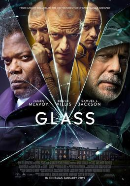 Glass: superjunaci u stilu